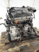 Двигатель контрактный Volkswagen 1.9 TDi BSU