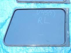 Стекло собачника левое на Mitsubishi Pajero SNOW Athlete V45W(2) MR274429