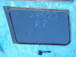 Стекло собачника правое на Mitsubishi Pajero SNOW Athlete V45W(2) MR274430
