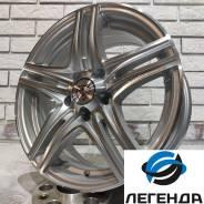 """NZ Wheels F-6. 6.5x16"""", 4x100.00, ET50, ЦО 60,1мм."""