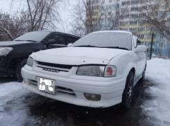 Бампер передний Toyota Sprinter Carib, AE111, AE115, AE110, 1997-2001,