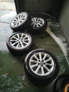 Комплект литья Toyota с резиной