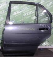Дверь боковая Toyota Corsa L4# задняя левая