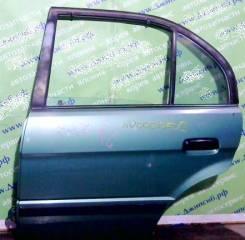 Дверь боковая Toyota Corsa L5# задняя левая