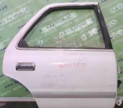 Дверь боковая Toyota Cresta X8# задняя правая