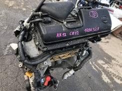 Двигатель Nissan March, K12, CR12DE