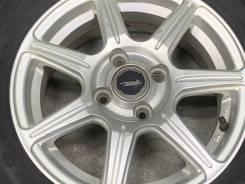 Toprun R14 4*100 5.5j et45 + 185/70R14 Dunlop Enasave ec204 Japan 2018