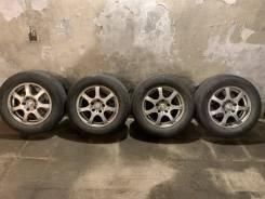 Комплект летних колёс R15 Toyota 5*114,3