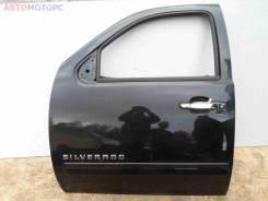 Дверь передняя левая Chevrolet Silverado II (GMT900) 2010 (Пикап)
