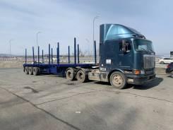Korea Trailer. Продам площадку-контейнеровоз во Владивостоке, 30 850кг.