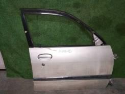 Дверь боковая Toyota Duet M100A передняя правая
