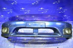Бампер передний (рестайлинг) Легаси BE BH