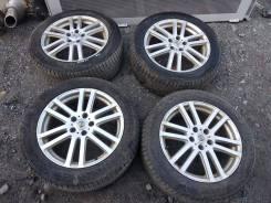 Оригинальные колеса Nissan 245/50R18