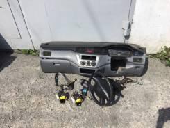 Передние ремни безопасности Mitsubishi Lancer 9