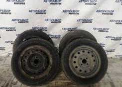 Колеса SAVA 4ШТ. 185/65 R14 (Комплект колес Штампы+резина зима)