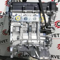 Новый ДВС G4FC 1.6 л 122 л/с без пробега Kia Hyundai