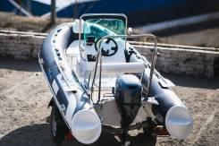 Stormline Airdeck Extra. длина 4,00м., двигатель без двигателя, 50,00л.с., бензин. Под заказ
