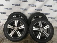 Колеса Nordman 5 205/55 R16 (Комплект колес Диски литье+резина зима)