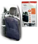 Накидка защитная на спинку переднего сидения (65*50 см), прозрачная