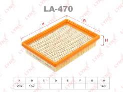 Фильтр воздушный LYNXauto LA470 LA470