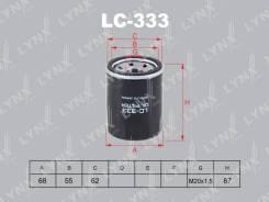 Фильтр масляный LYNXauto LC333