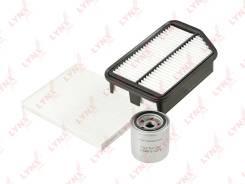 Комплект фильтров для ТО LYNXauto LK3022