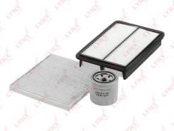 Комплект фильтров для ТО LYNXauto L13537D