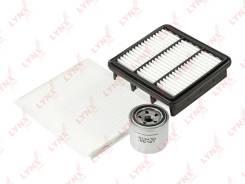 Комплект фильтров для ТО LYNXauto LK3014 LK3014