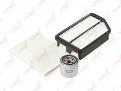 Комплект фильтров для ТО LYNXauto L14110
