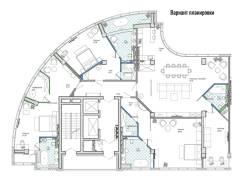 6 комнат и более, улица Станюковича 46. Эгершельд, агентство, 290,0кв.м.