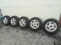 Комплект колес на Honda CRV 5 штук