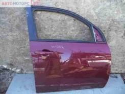 Дверь Задняя Левая Hyundai Sonata VI (YF) 2009 - 2014 (Седан)