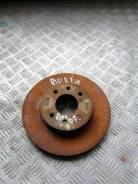 Тормозной диск Kia Rio 2 2011 [517121G000] JB G4EE, передний левый