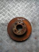Тормозной диск Kia Rio 2 2011 [517121G000] JB G4EE, передний правый