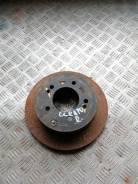 Тормозной диск Kia Cerato 2 2011 [584112K300] TD G4FC, задний левый 584112K300