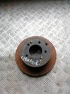 Тормозной диск Kia Cerato 2 2011 [584112K300] TD G4FC, задний правый 584112K300