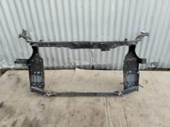 Передняя панель радиаторов Nissan Qashqai J10 2006-2010 [62500JD200]