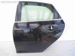 Дверь задняя левая Ford Focus III 2014 (Х/б)