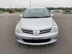 Бампер. Новый. Nissan Tiida 2 модель 2008-2012