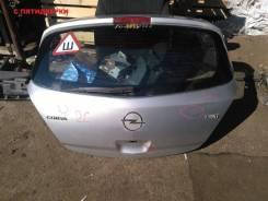 Крышка багажника OPEL Corsa D 2009