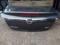 Крышка багажника OPEL Insignia 2009 [9678652480]