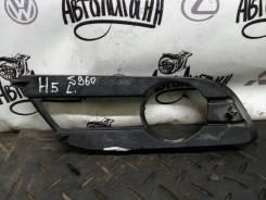 Накладка Противотуманной ФАРЫ Great WALL Hover H5 2011 [2803303К80], левая передняя