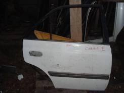 Дверь Toyota Carina E задняя правая