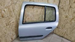 Дверь задняя левая Renault Clio II (1998–2002)