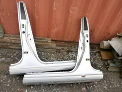 Стойка кузова средняя Toyota Fielder [4899], левая