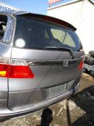 Дверь 5-я Honda Airwave GJ1 L15A 2008 серебро nh642m