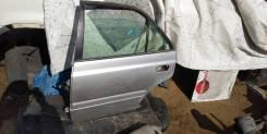 Дверь Toyota Carina, левая задняя AT211 / цвет 1C0