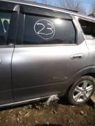 Дверь задняя левая Honda Airwave GJ1 L15A 2008 серебро nh642m