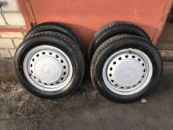 Продам хороший комплект 2020 года Bridgestone Blizzak VRX 185/60R15