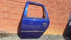 Дверь задняя левая Opel Meriva A Опель Мерива А